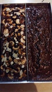 Resep Kue Brownies Panggang Fudgie