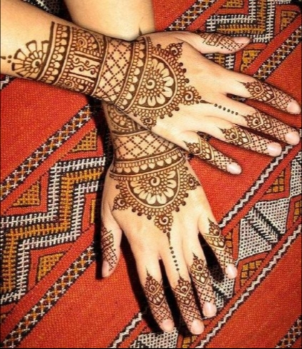 Best Mehndi Designs for Eid 2017