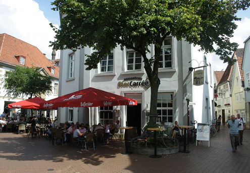 A hidden gem in Germany: Osnabrück | Happy in Red