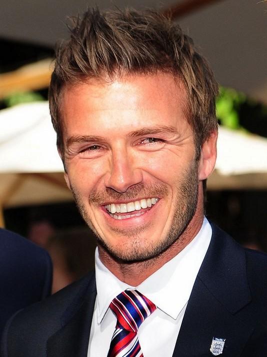 David Beckham Hairstyles Hairstyles And Fashion - Hairstyle beckham 2012