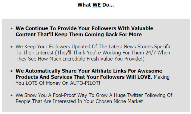 Autotweets - How To Make Money On Twitter 2019 - The Lazy Way