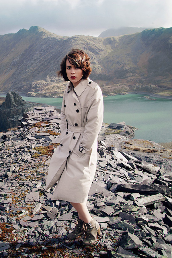 Burberry Art Of The Trench Snowdonia