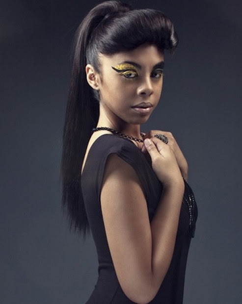 ponytail hairstyles black women