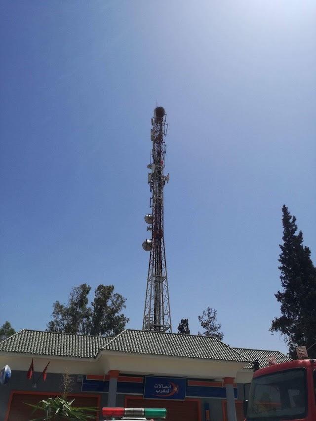 إنقاذ مواطن بالدروة من الإنتحار شنقا فوق لاقط الاتصالات