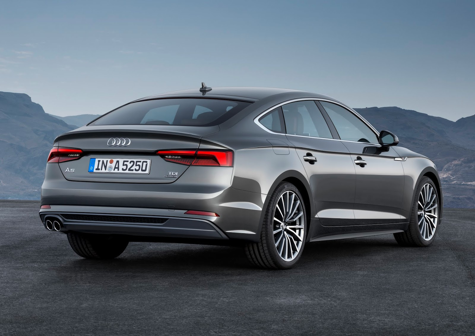Motoring-Malaysia: The 2019 Audi A5 Sportback Has Been ...
