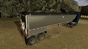 Standalone American Mac trailer