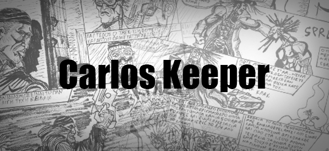 Carlos Keeper Του Jim Hais