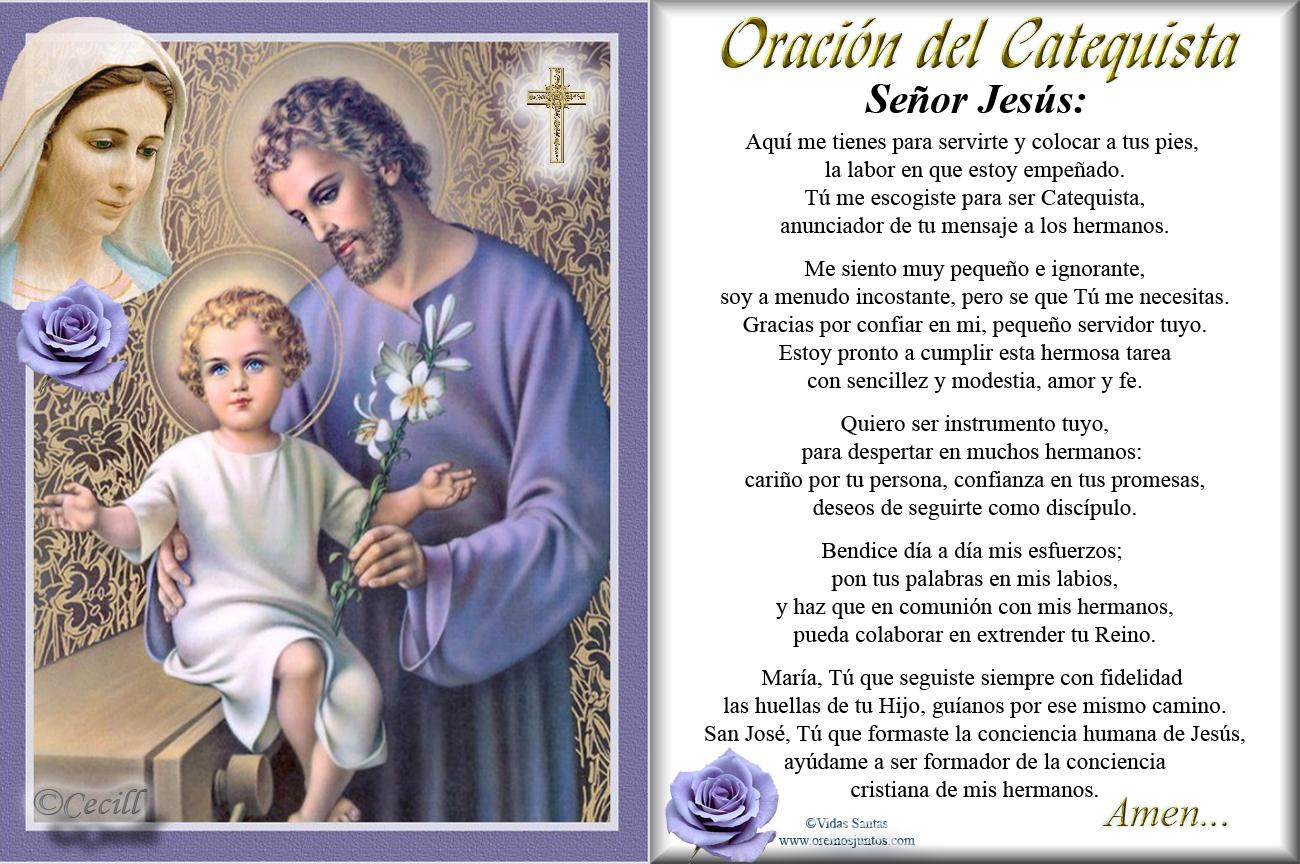 Blog Católico Gotitas Espirituales Besos En El Aire: ® Blog Católico Gotitas Espirituales ®: ORACIÓN DEL