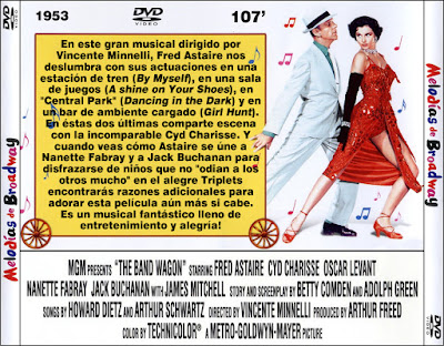Melodías de Broadway - [1953]