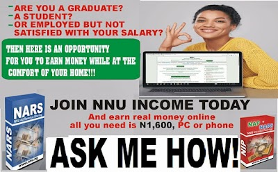 Nigeria news update pay daily for just login - NNU.NG