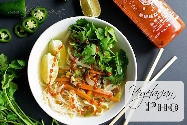 ~The Kitchen Wife~: Vegetarian Pho