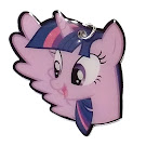 My Little Pony Princess Twilight Sparkle Series 2 Dog Tag