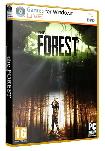 Descargar The Forest [PC] [Full] [1-Link] [ISO] Gratis [MEGA-1Fichier]
