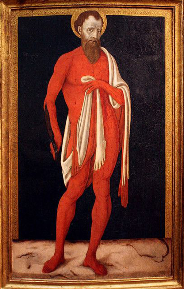 Morbid Anatomy The Art And Anatomy Of St Bartholomew Guest Post