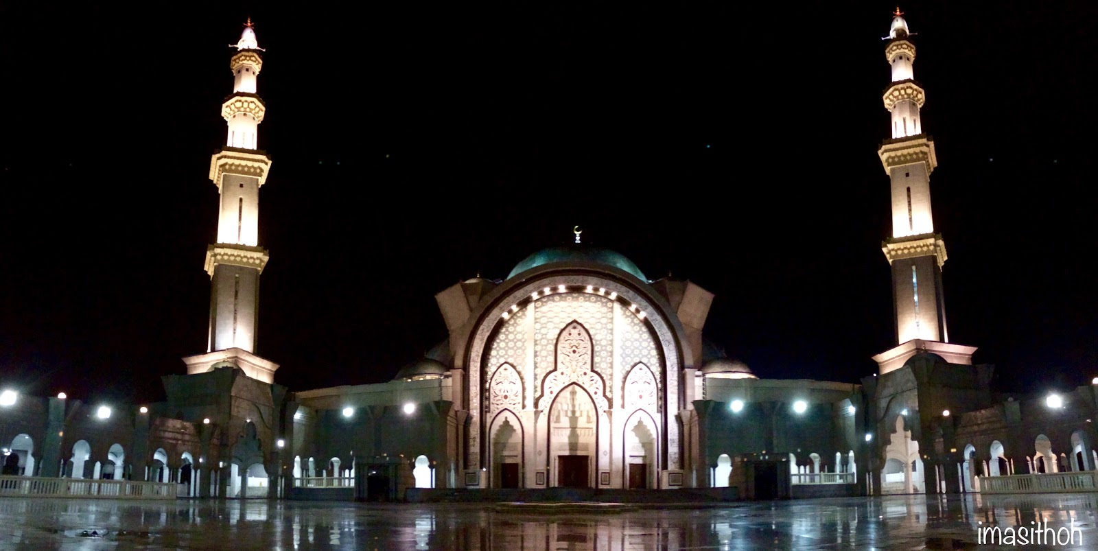 Masjid Wilayah Persektuan Kuala Lumpur Malaysia