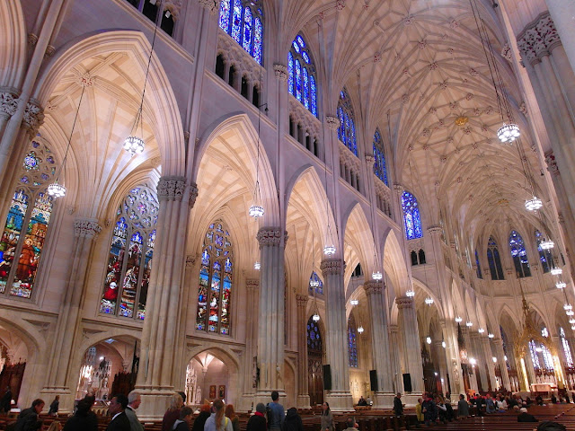 New York, St Patrick`s Cathedral