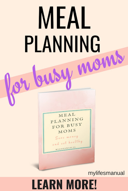 Meal planning tips for busy moms on a budget