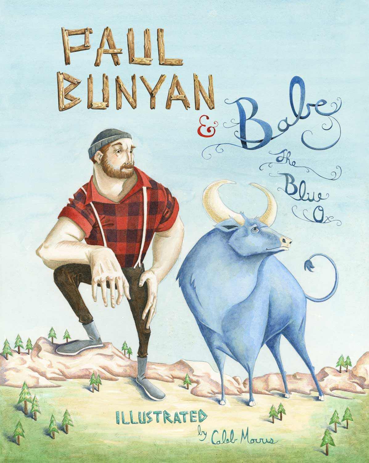 paul bunyan coloring pages.html