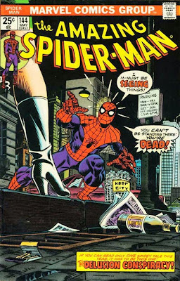 Amazing Spider-Man #144, Gwen Stacy is alive?