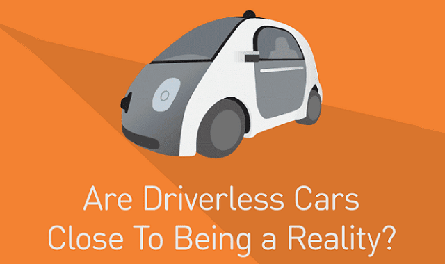 Are Driverless Cars Close To Becoming A Reality?