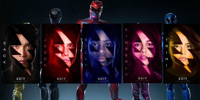 Dean Israelite, Power Rangers (2017), Dacre Montgomery, Naomi Scott, RJ Cyler, CINE ΣΕΡΡΕΣ,