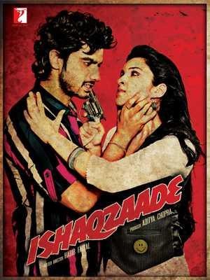 poster Ishaqzaade 2012 Full Hindi Movies Download 300MB Free