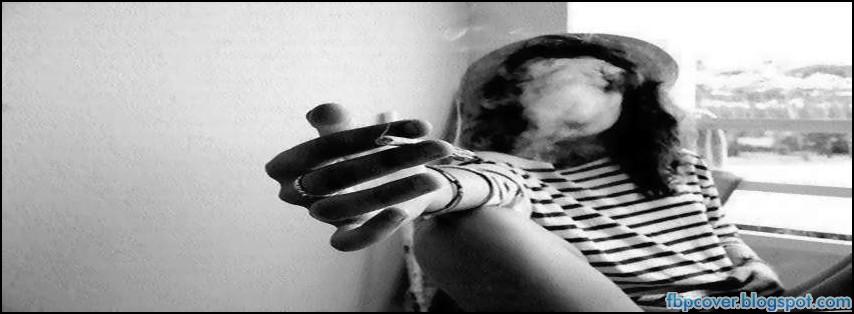 Smoke, Girl, Cigarette, Fb, Cover, Timeline | fbpcover ...