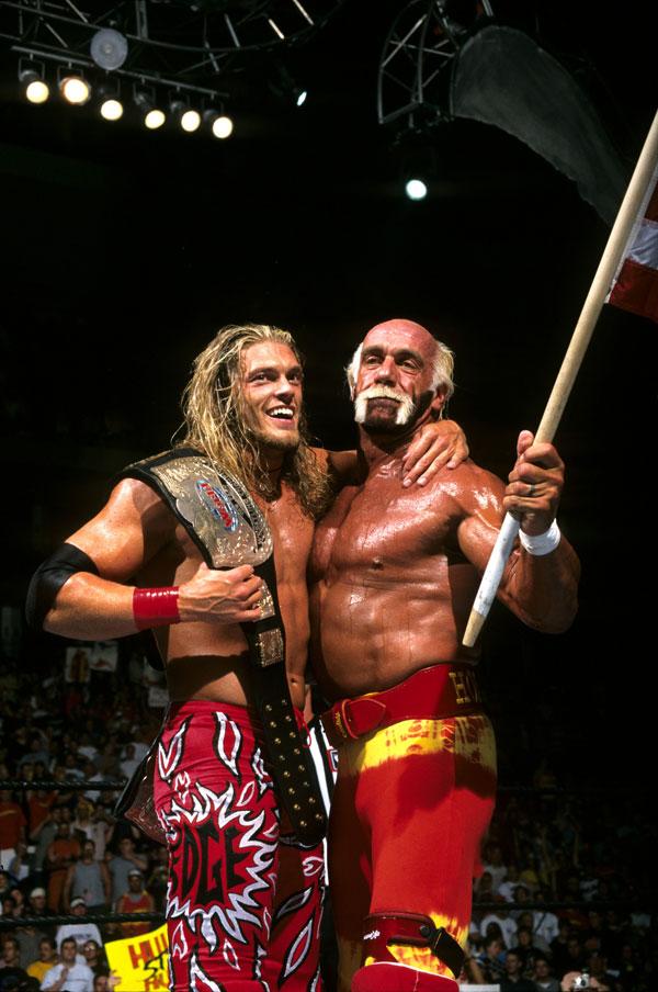 Terrence E Deal >> Sports Stars Info: Edge Canadian Professional Wrestler