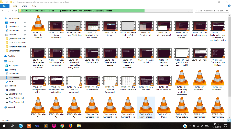 Linux Command Line Basics Free Download | Vabs tutorials