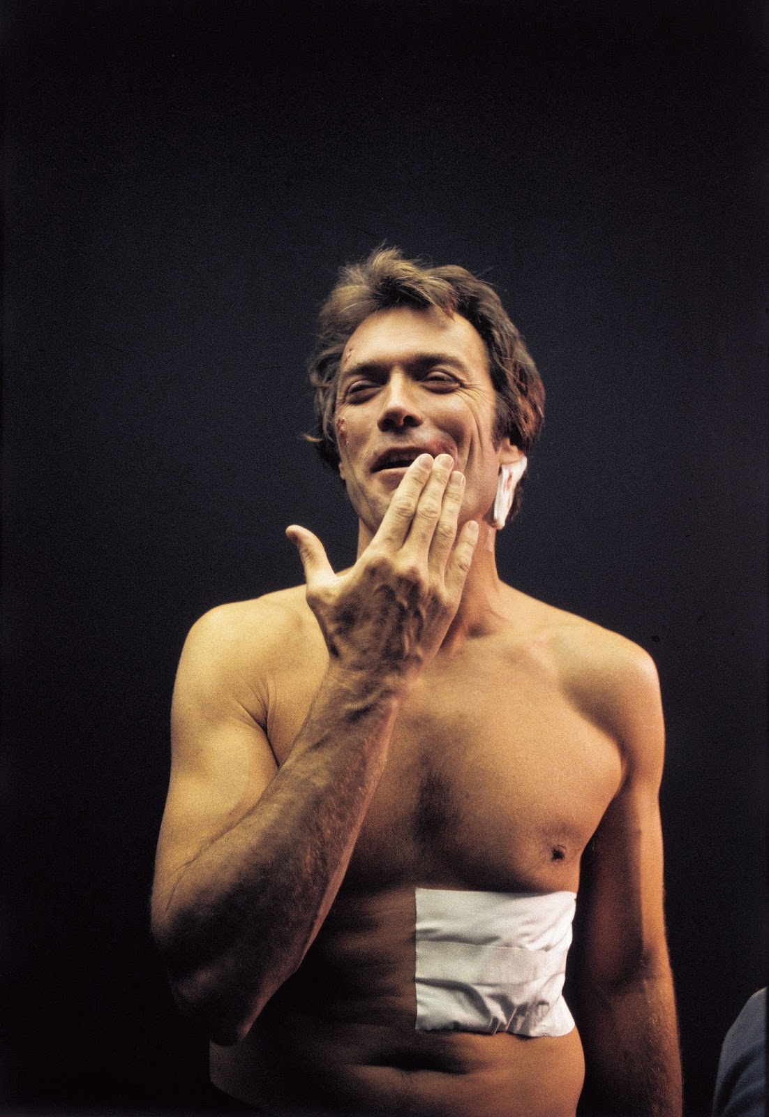 Clint eastwood dirty hairy