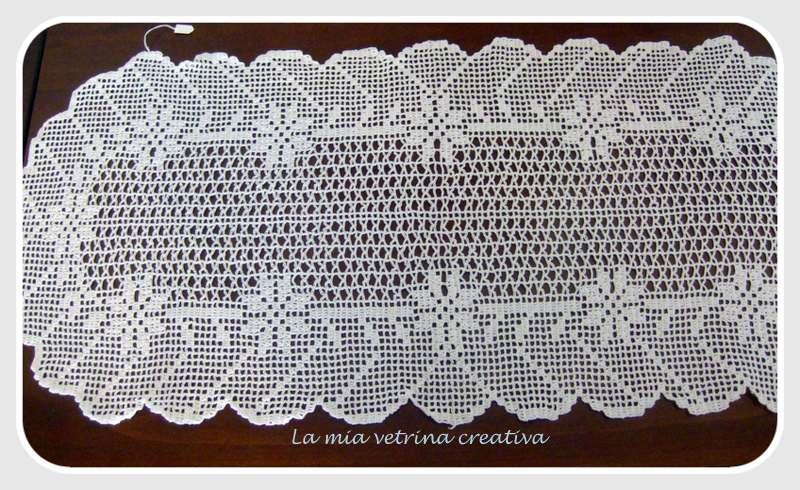 LA MIA VETRINA CREATIVA: Intramontabile e particolare crochet per la ...