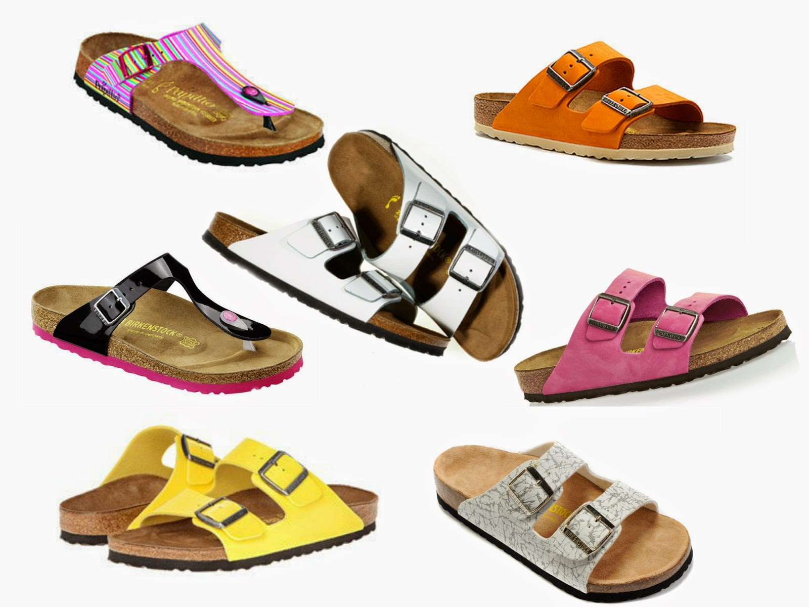 pool slider birkenstock slip on shoes colourful flatform primark haul double strap buckle summer 2015