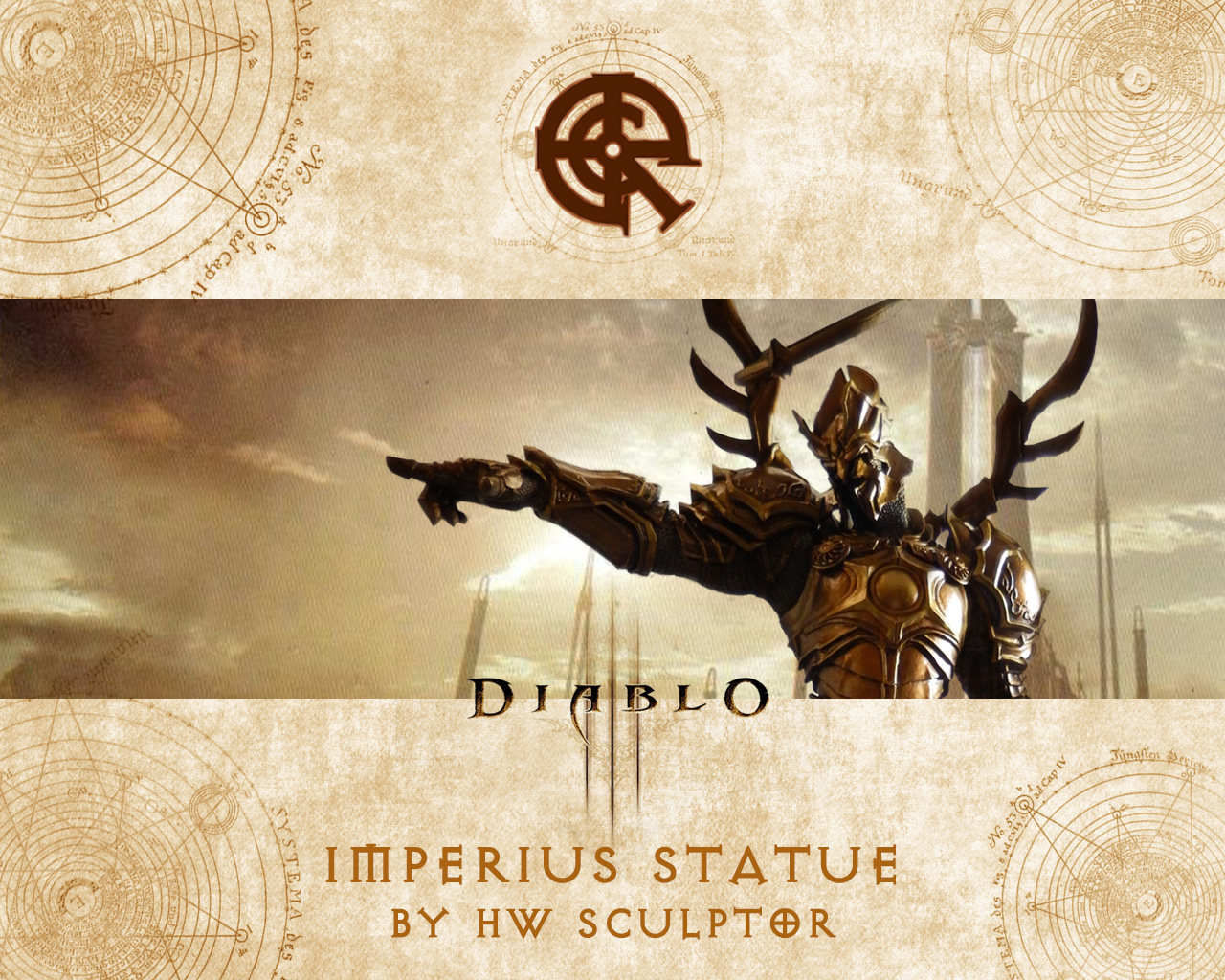 Crucifers Collectibles Blog Statue Diablo III