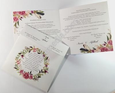 gambar bunga untuk undangan
