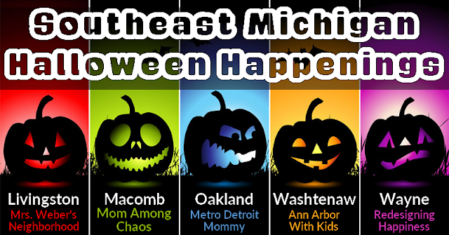 Southeast Michigan Halloween Happenings 2017