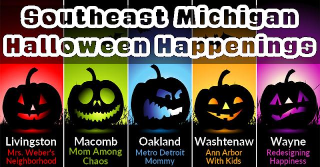 Southeast Michigan Halloween Happenings