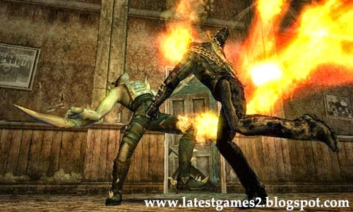 ghost rider pc game free download highly compressed
