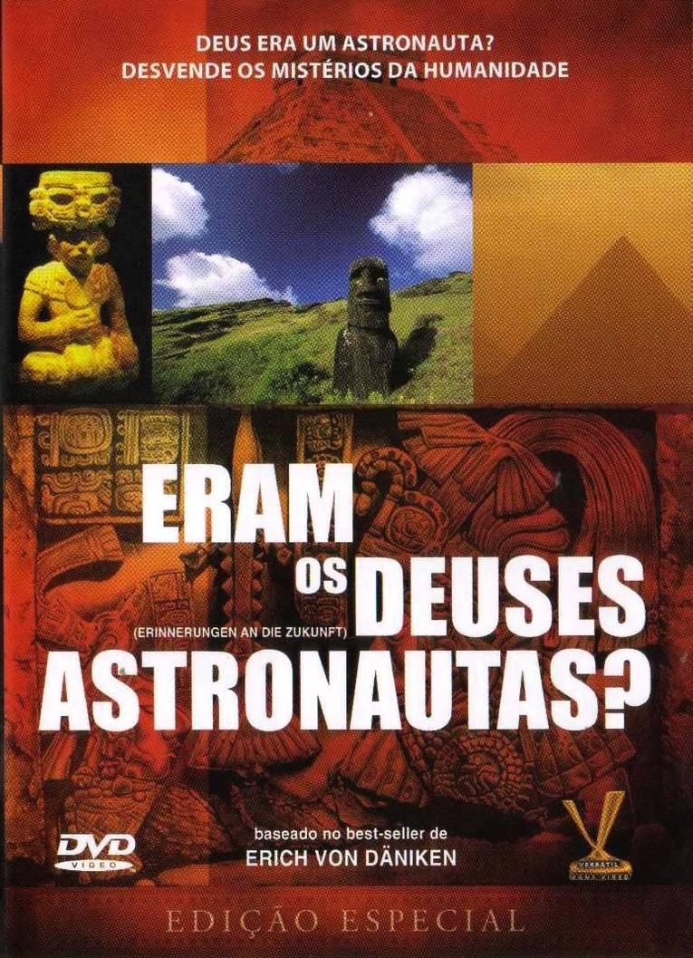 livro eram deuses astronautas