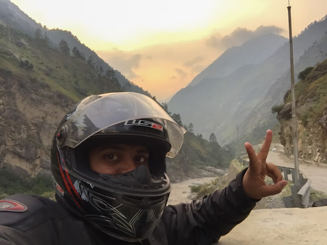 selfie vishal kadam