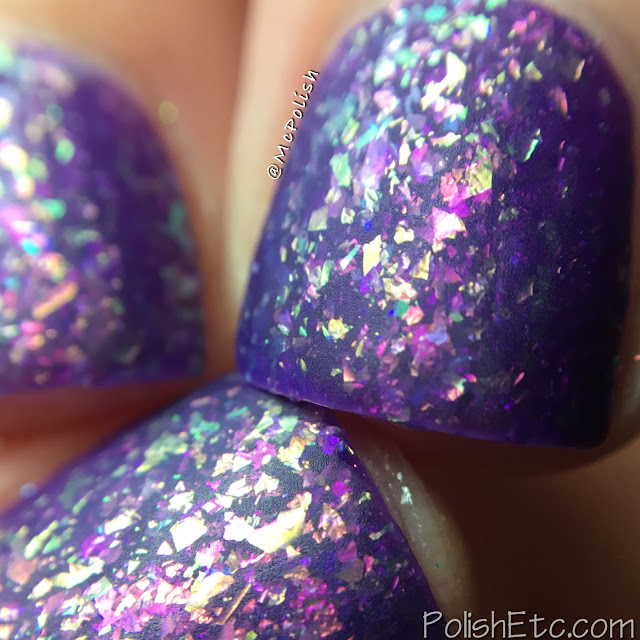 Cupcake Polish - Radioactive Collection - McPolish - Atomic