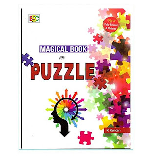 BSC Magical Book on Puzzle - K Kundan