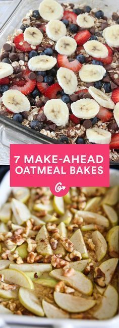 7 Oatmeal Bakes for the Perfect Make-Ahead Breakfast