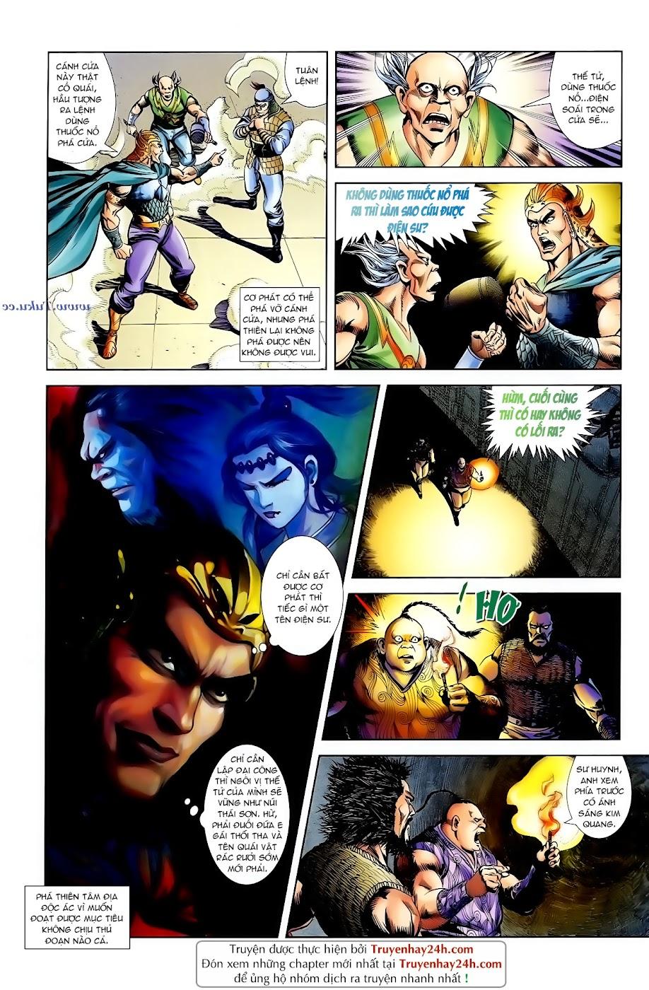 Cơ Phát Khai Chu Bản chapter 96 trang 15