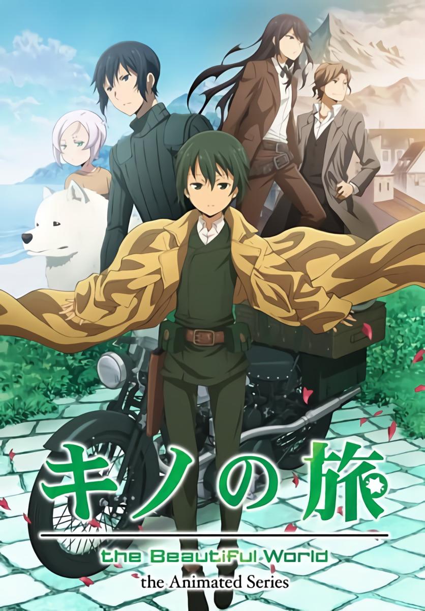 Kino no Tabi The Beautiful World - The Animated Series BD Batch Subtitle Indonesia [x265]