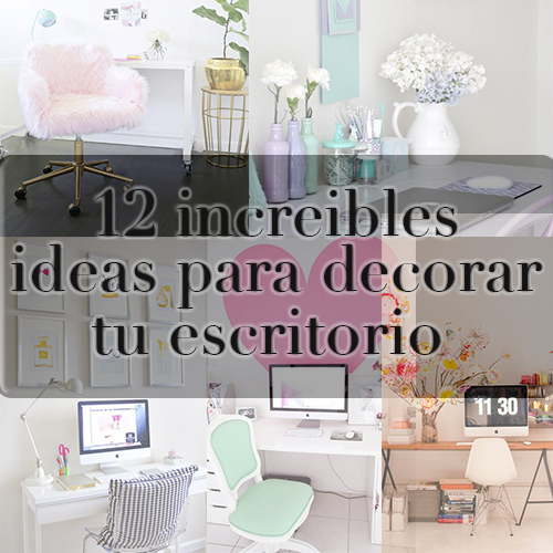 Home kids inspiraci n y creatividad 12 incre bles ideas for Ideas decoracion despacho
