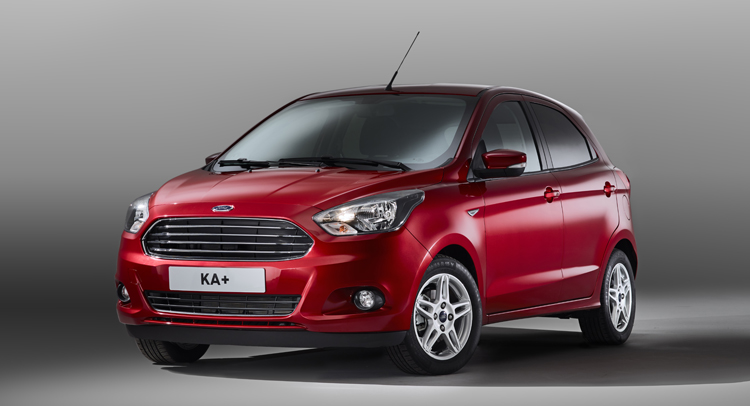 new car launches europeFord Launches New Ka In Europe