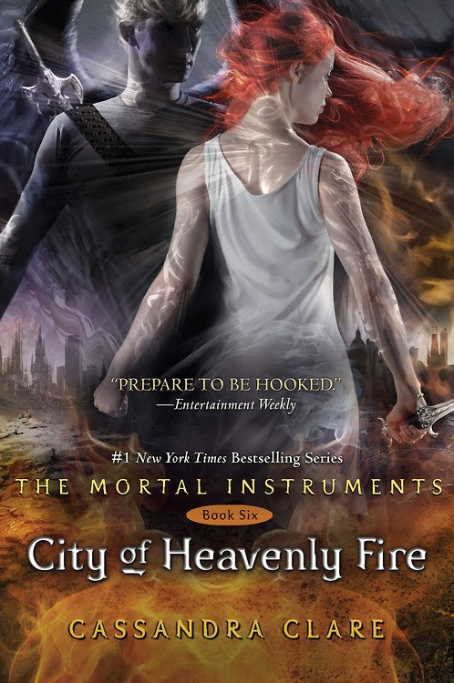See the HD CITY OF HEAVENLY FIRE Cover   | TMICanada