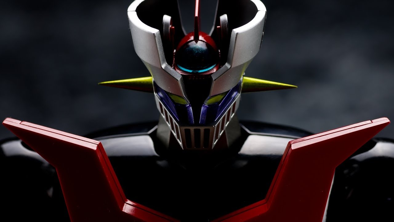 Mazinger Z Anime Film Gets New Visual And January Premiere Date In Japan.