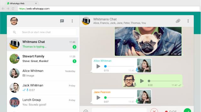 تحميل برنامج واتس اب للكمبيوتر مجانا Download WhatsApp
