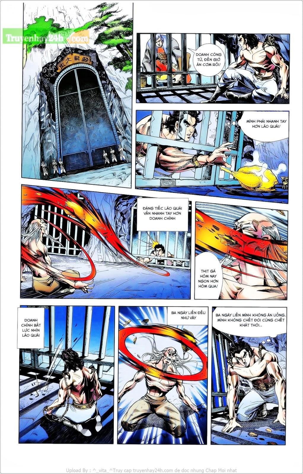 Tần Vương Doanh Chính chapter 24 trang 25